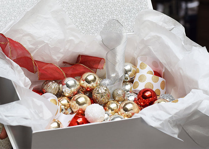 How to Recycle Your Box for the Holidays