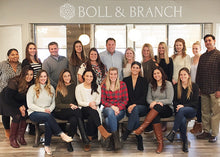 The Boll & Branch Team for Luxury Organic Cotton Bedding