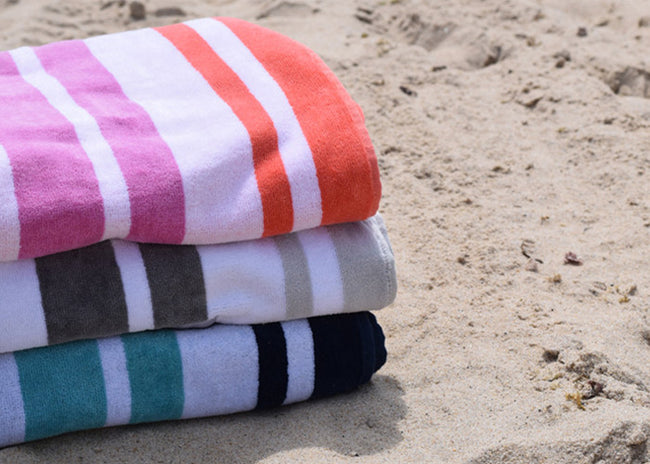 Spotlight On: Resort Stripe Beach Towel