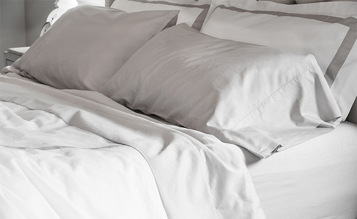 Thread Count By Boll U0026 Branch Luxury Organic Cotton Bedding