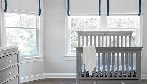 How to Design a Baby's Nursery with Neutral Colors