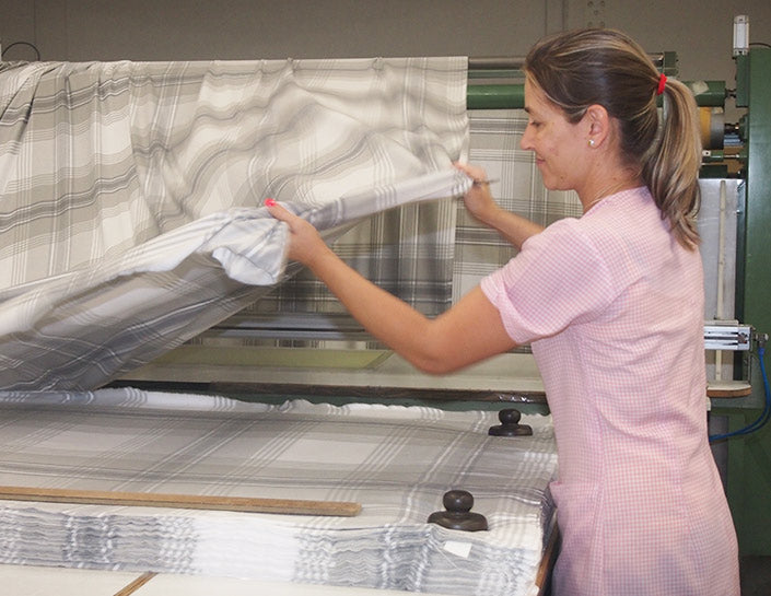 Portuguese Flannel Created by Portuguese Factory Workers