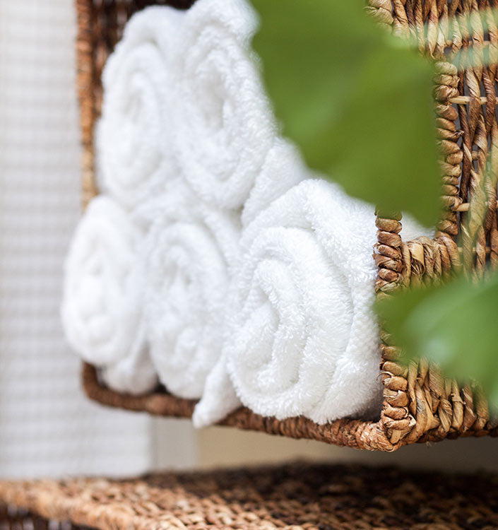 How To Hang Bathroom Towels A Display Guide By Boll Amp Branch