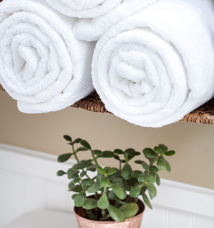 How To Fold Bathroom Towels For Display: How To Hang Bathroom Towels—A Display Guide By Boll & Branch