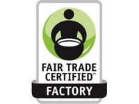 Terra Thread is Fair Trade Factory Certified