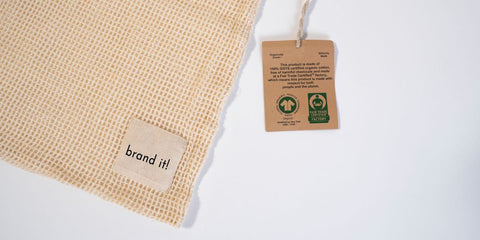 Mesh Produce Bags from Gallant