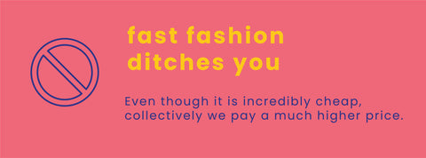 Negative Effects of Fast Fashion