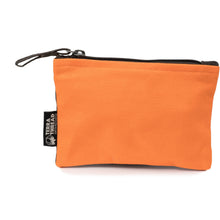 Load image into Gallery viewer, Organic Cotton zipper pouches