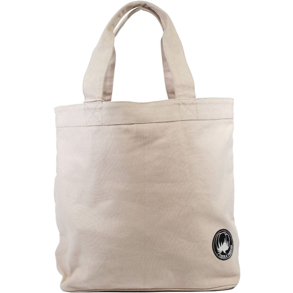 Beige Colored Tote Bags