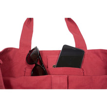Load image into Gallery viewer, Lupa Large Canvas Tote Bag