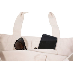 Lupa Large Canvas Tote Bag