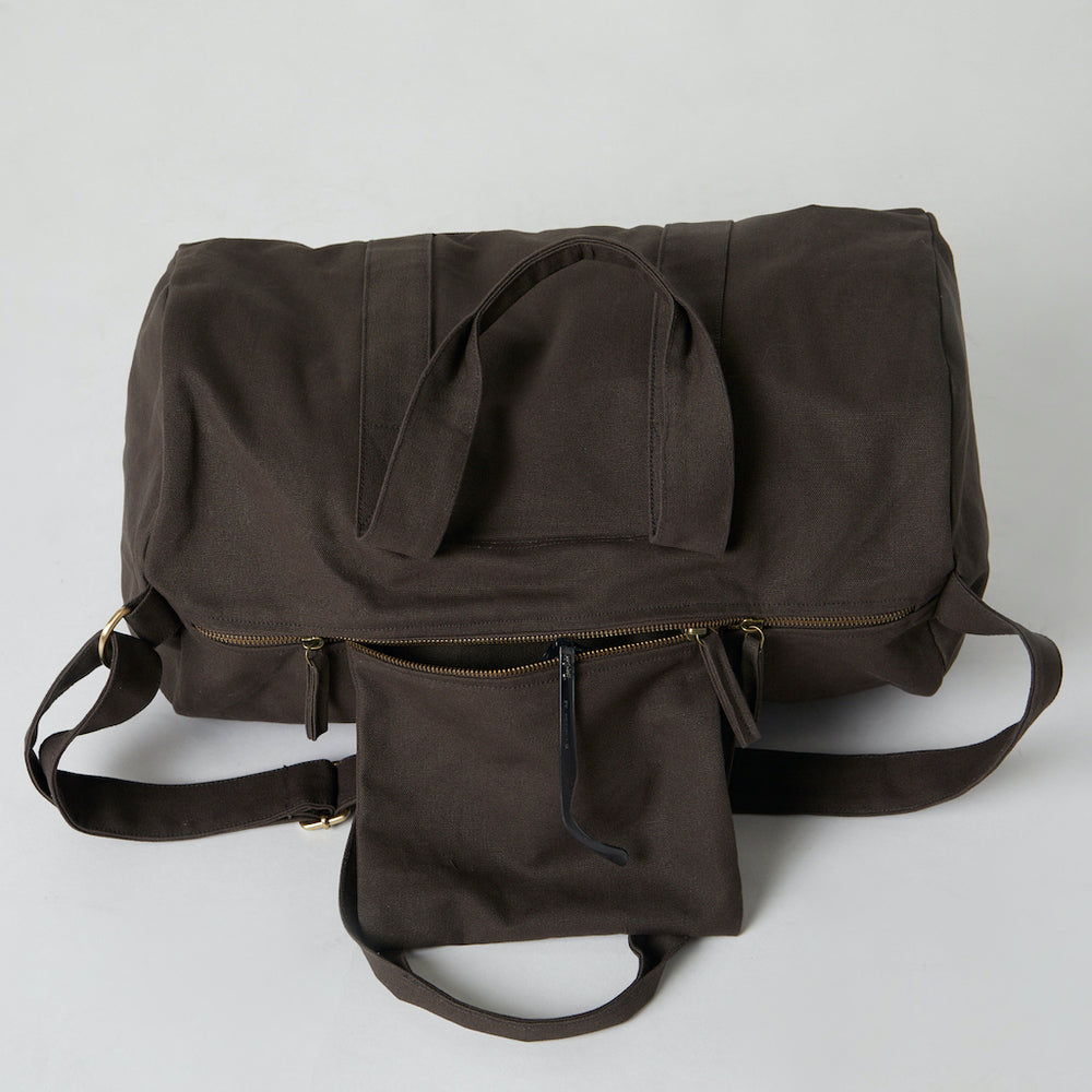 workout bags brown color