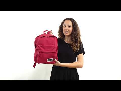 Load and play video in Gallery viewer, Zem Mini Backpack for Everyday Use