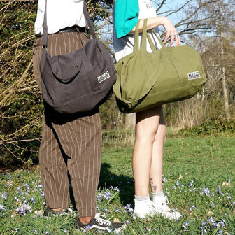 canvas eco duffel bags for travel