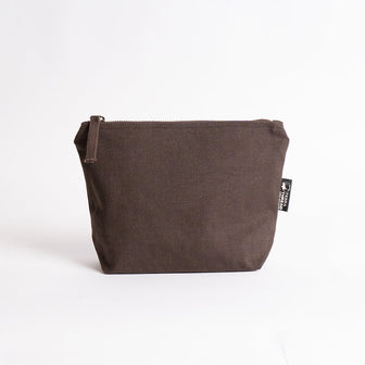 Zipper Cosmetic Pouches with lining