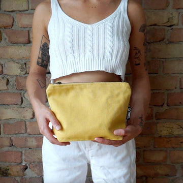 Sustainable Cosmetic Bags