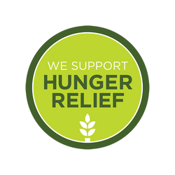 Feeding America is a nationwide network of more than 200 food banks.