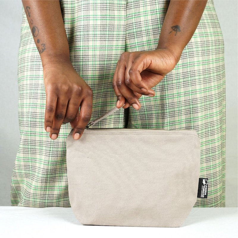 Sustainable Toiletry Bags