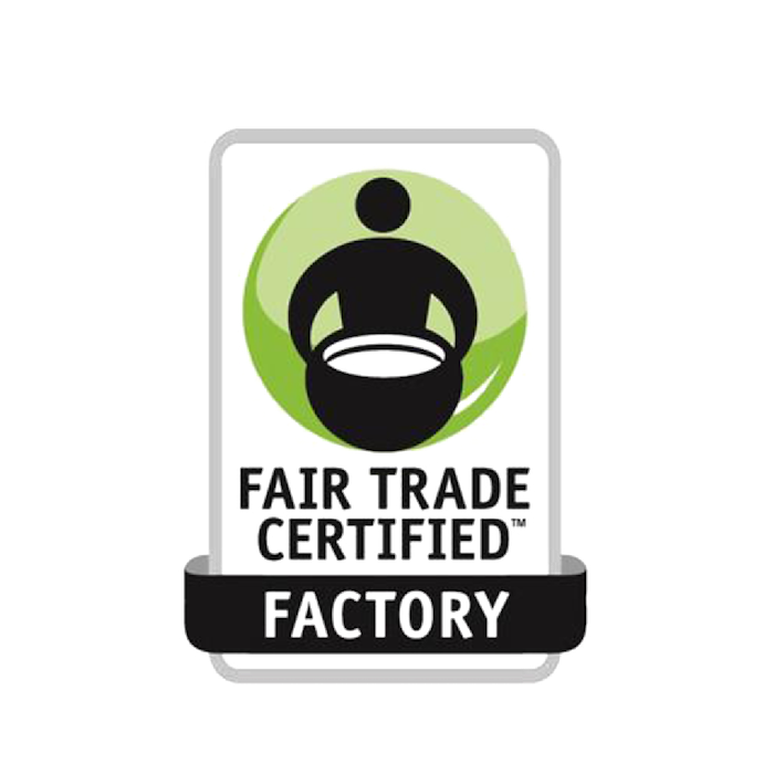 Every Terra Thread product is made a Fair Trade Certified Factory.