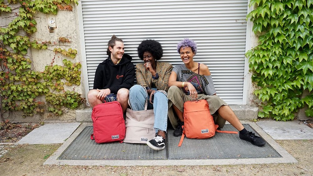 Terra Thread Backpacks are Sustainable, transparent, durable and affordable.