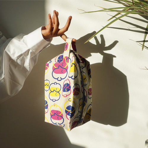 Sustainable Toiletry bag Limited Pride Design