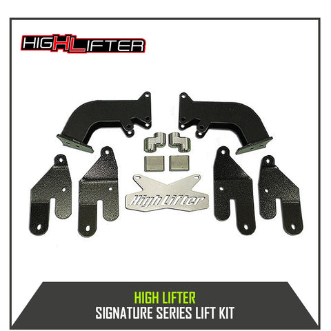High Lifter Lift Kit