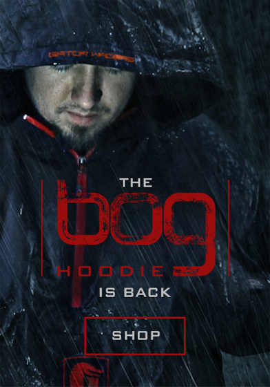 NEW BOG HOODIES ARE HERE!