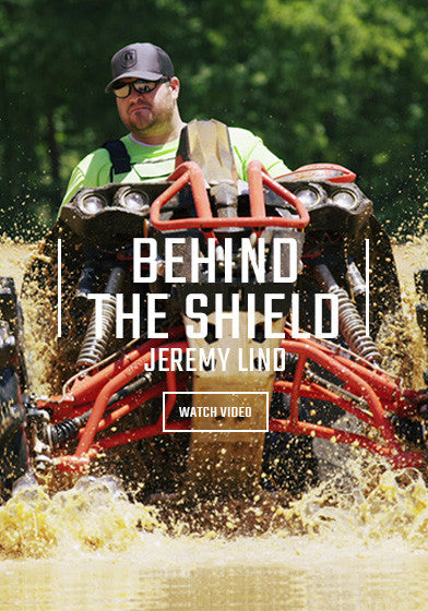 Behind the Shield - Jeremy Lind