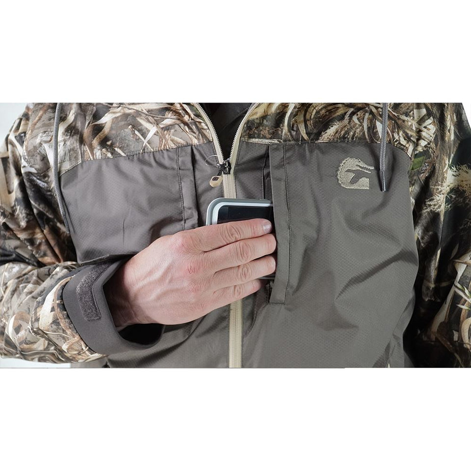 Shield 3-in-1 Jacket | Mens - Realtree Max-5 Hunt Gator Waders