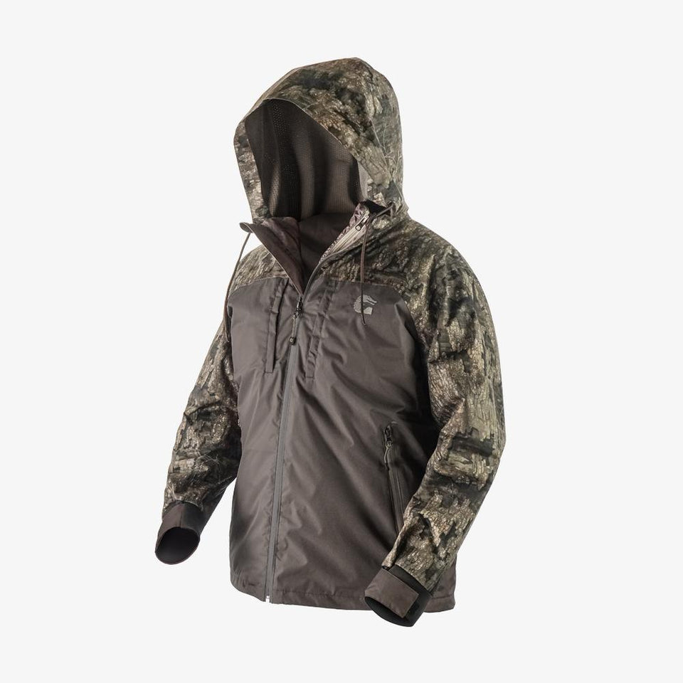 Shield 3-in-1 Jacket | Mens - Realtree Timber Hunt Gator Waders