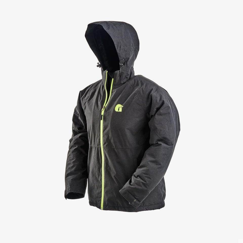 Youth Insulated Jacket | Lime Offroad Gator Waders