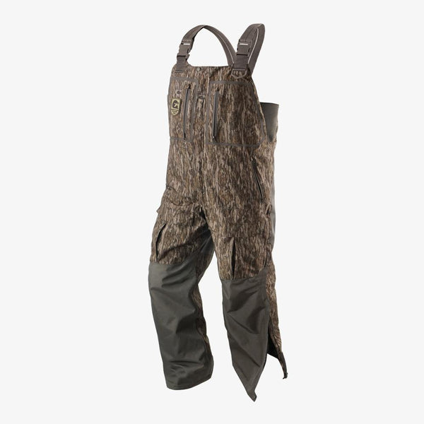 Shield Insulated Bib | Mens - Mossy Oak Bottomland
