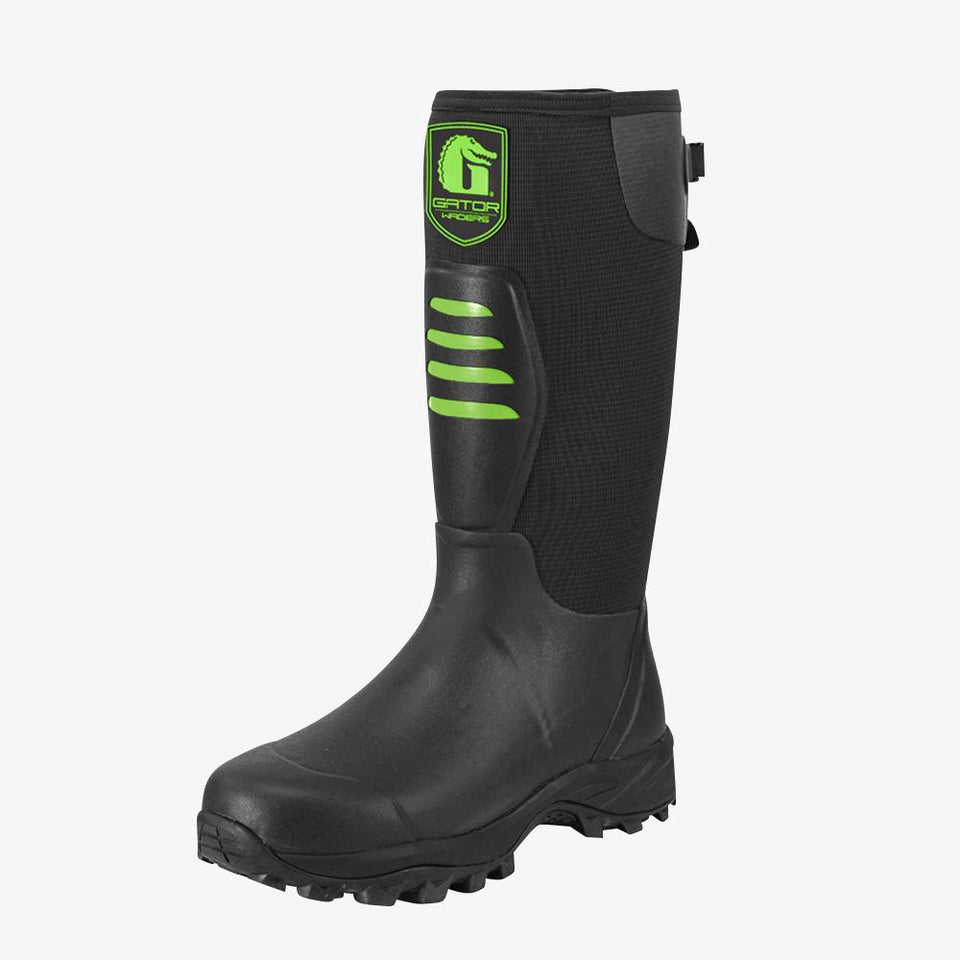 Everglade 2.0 Boots - Insulated | Mens - Lime Offroad Gator Waders