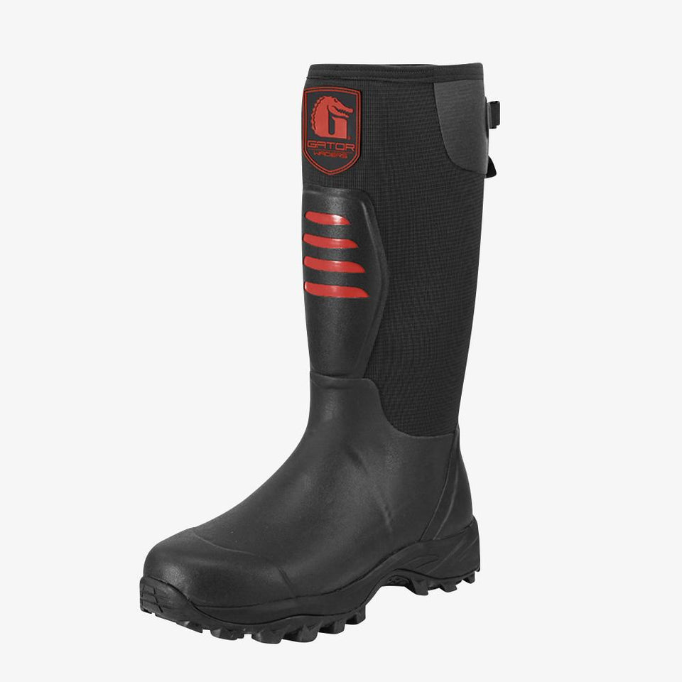 Everglade 2.0 Boots - Insulated | Mens - Red Offroad Gator Waders