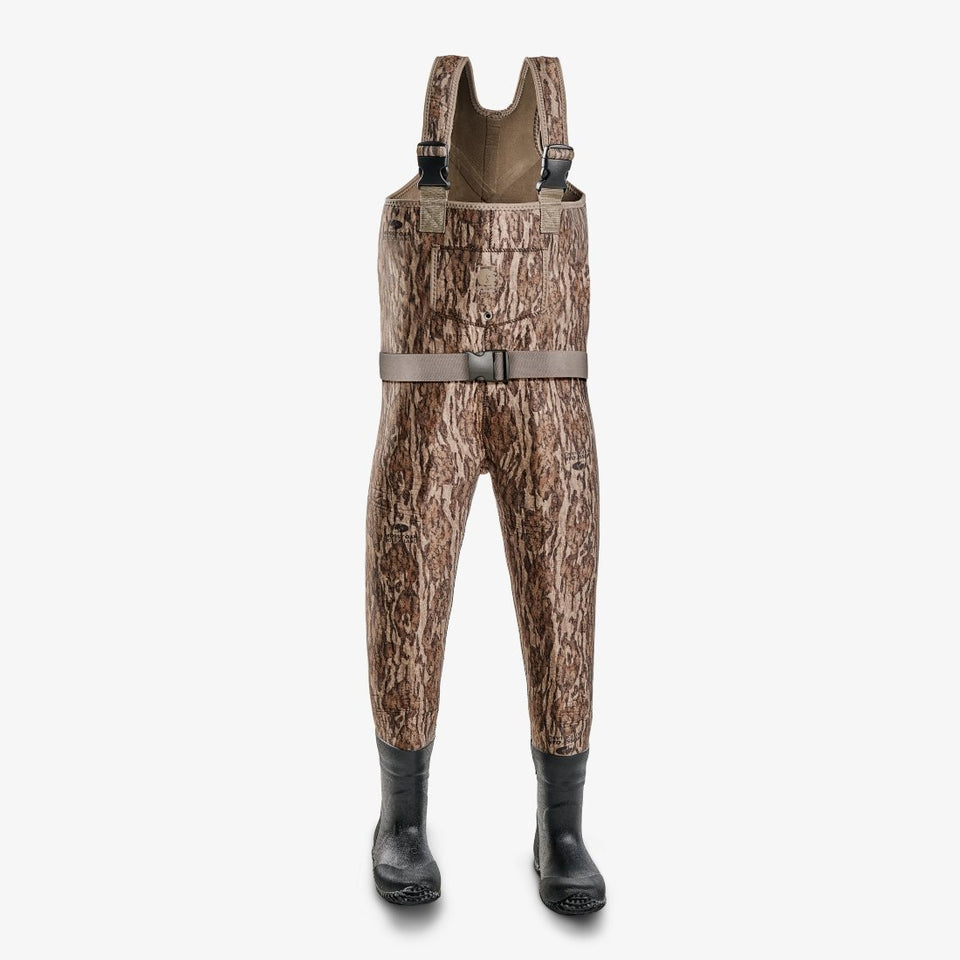 Youth Waders | Mossy Oak Bottomland Hunt Gator Waders
