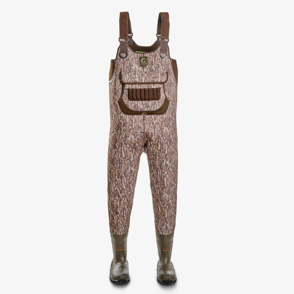 Shadow Waders | Mens - Mossy Oak Bottomland Hunt Gator Waders