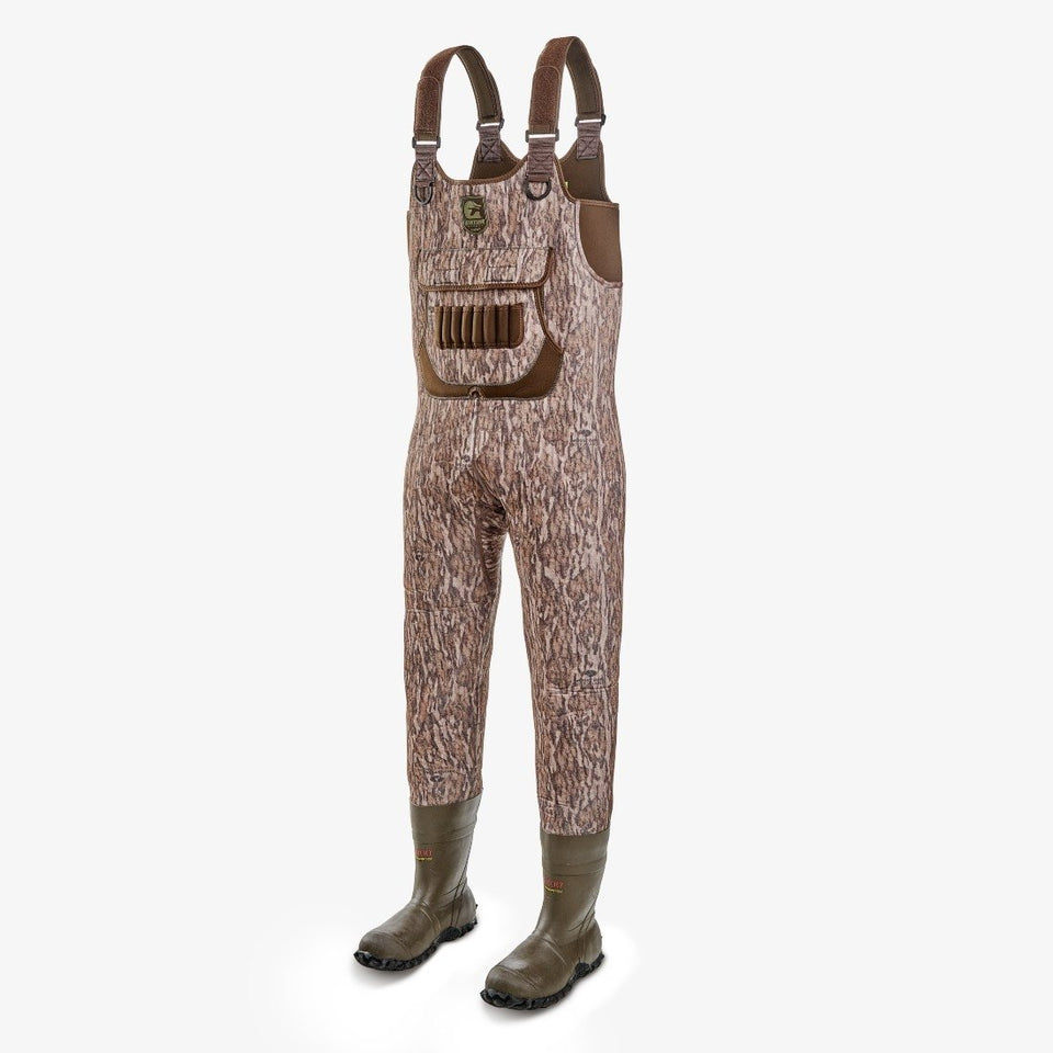 Shadow Waders | Womens - Mossy Oak Bottomland Hunt Gator Waders