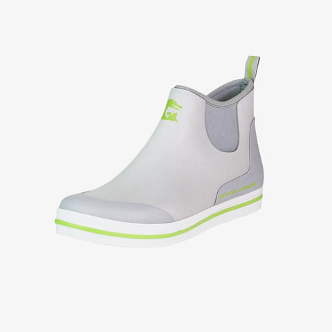 Breakline Deck Fishing Boots | Mens - Off-White