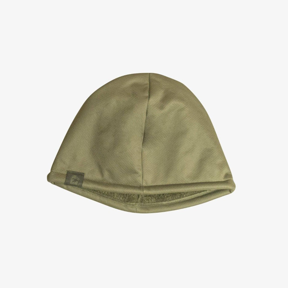 Huntsman 2 Coral Fleece Lined Beanie | Mens - Timber Green Hunt Gator Waders