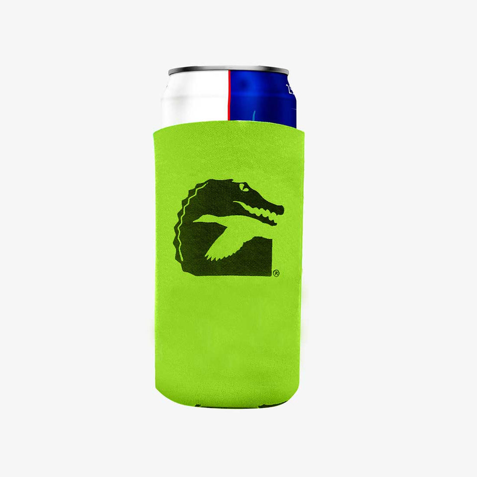 Slim Hunt Koozie | Lime