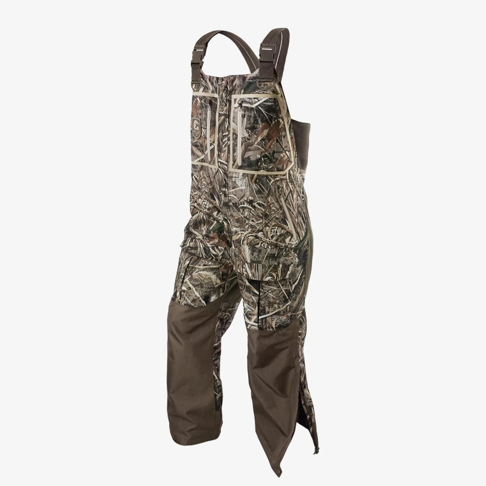 Shield Insulated Bib | Mens - Realtree Max-5