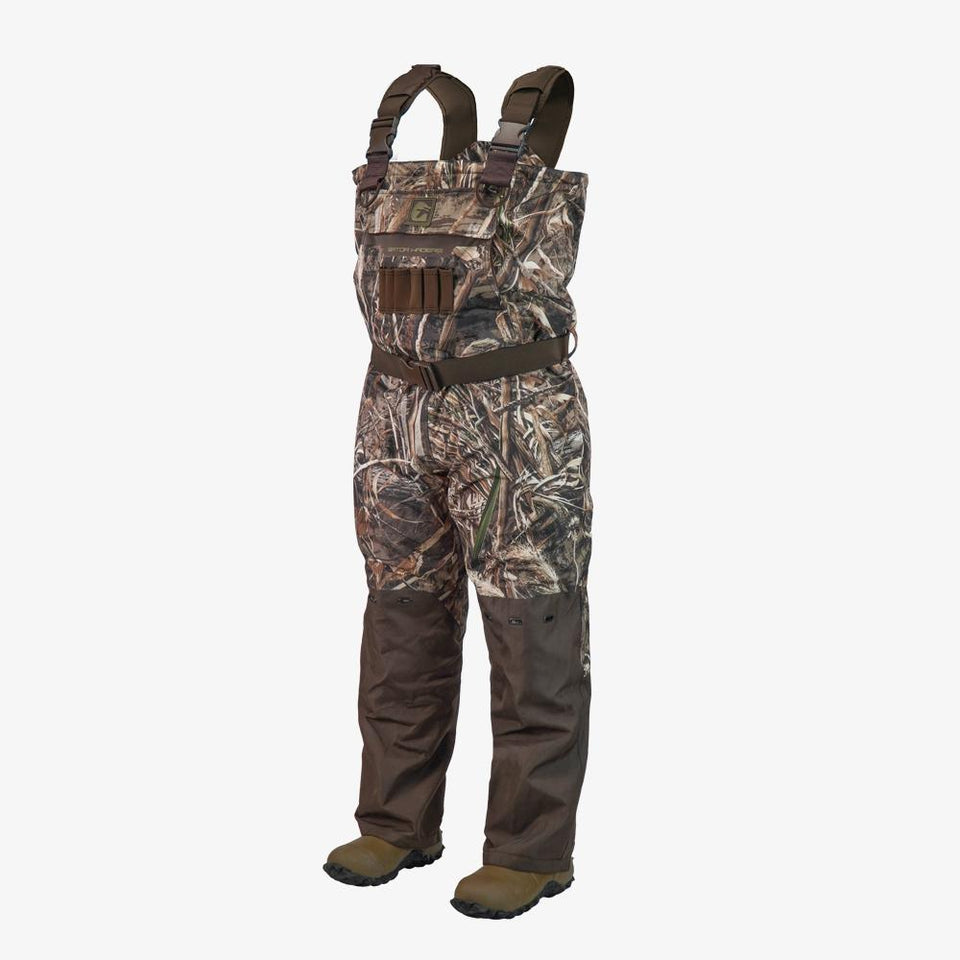 Shield Insulated Waders | Mens - Realtree Max-5