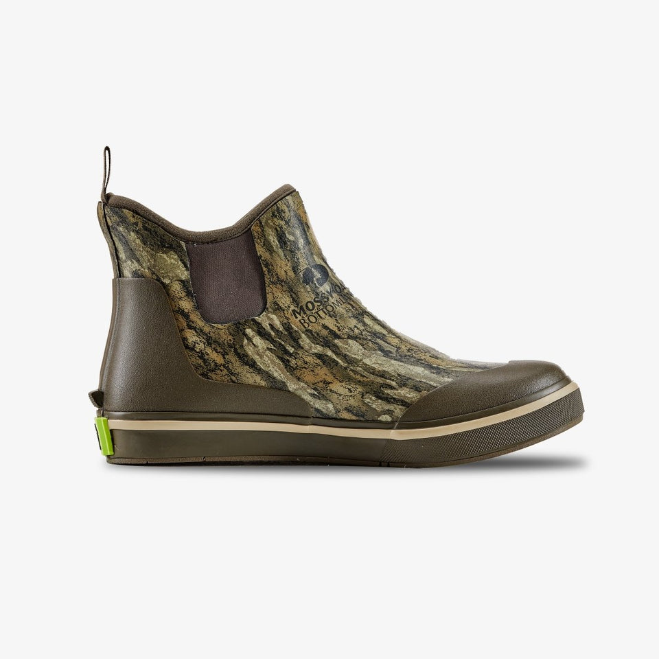 Camp Boots | Mens - Mossy Oak Bottomland Hunt Gator Waders