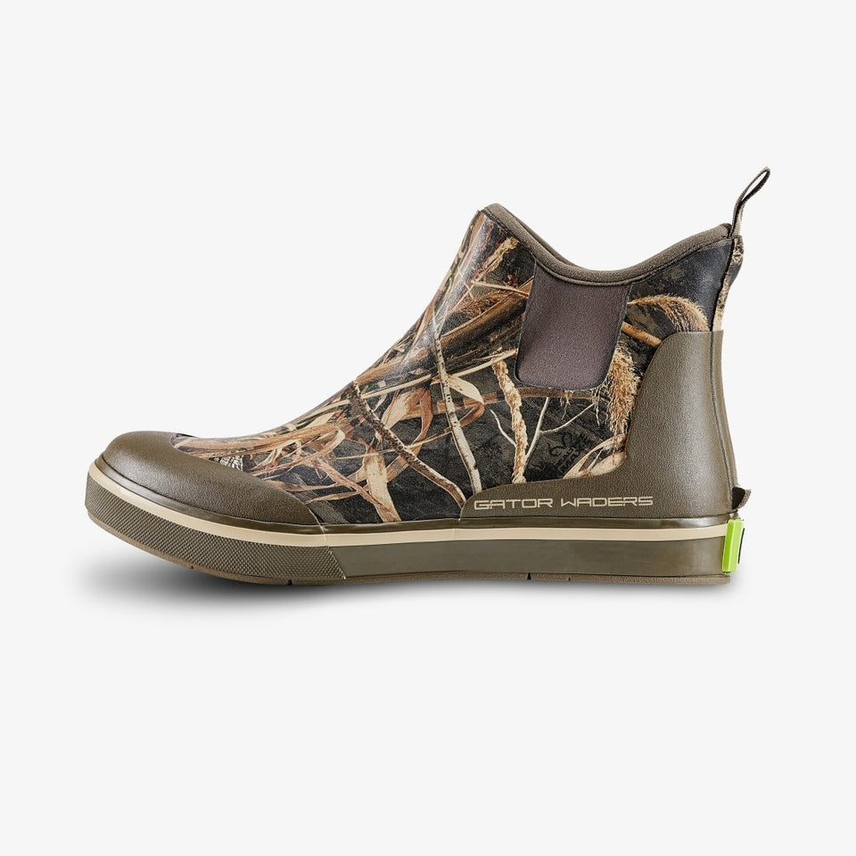 Camp Boots | Mens - Realtree Max-5 Hunt Gator Waders