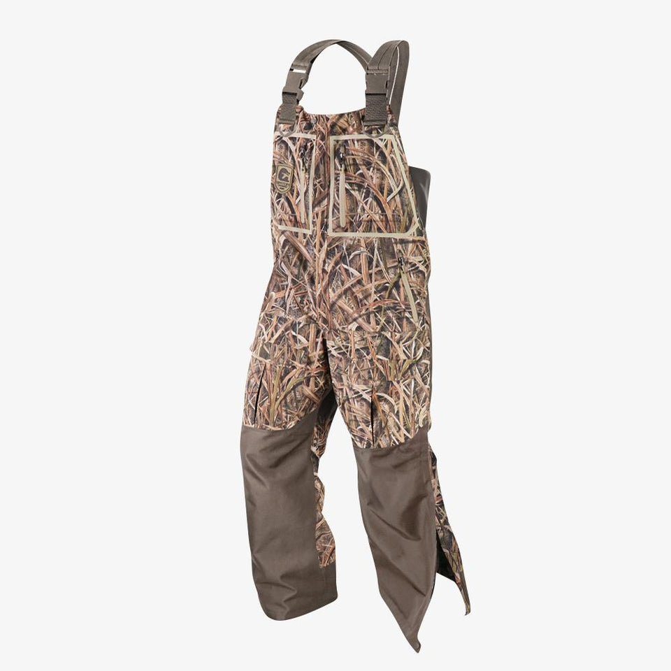 Shield Insulated Bib | Mens - Mossy Oak Shadow Grass Blades