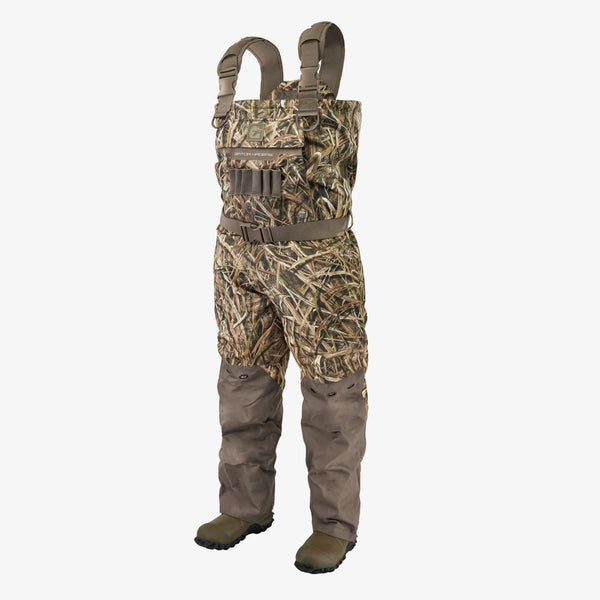 Shield Insulated Waders | Mens - Mossy Oak Shadow Grass Blades