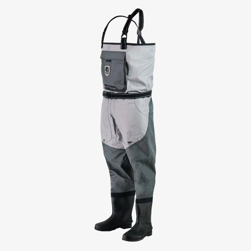 Swamp 2.0 Uninsulated Waders | Mens - Black Offroad Gator Waders