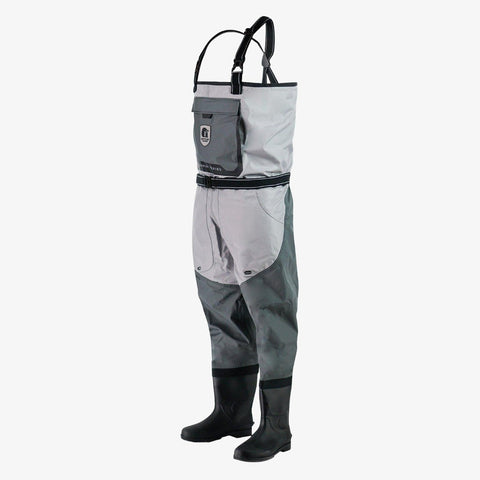Swamp 2.0 Uninsulated Waders | Mens - Black