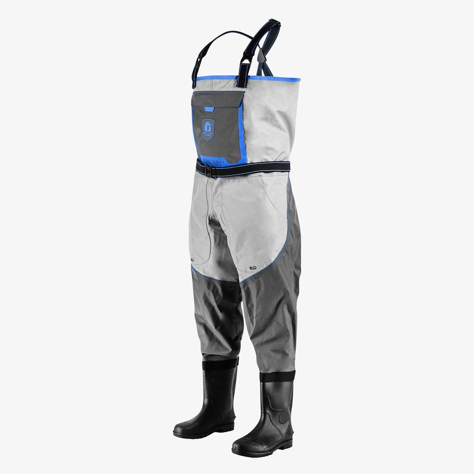 Swamp 2.0 Uninsulated Waders | Mens - Blue Offroad Gator Waders