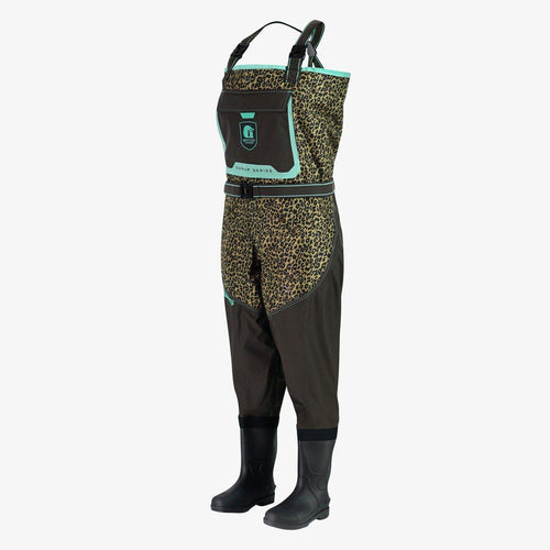 Swamp 2.0 Uninsulated Waders | Womens - Leopard